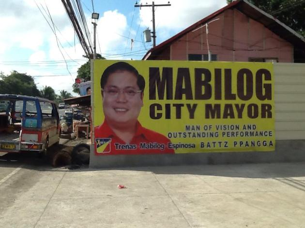 Mabilog mocks election law