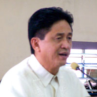 Vice Mayor Jeffrey Ganzon