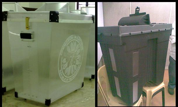 ballot box design