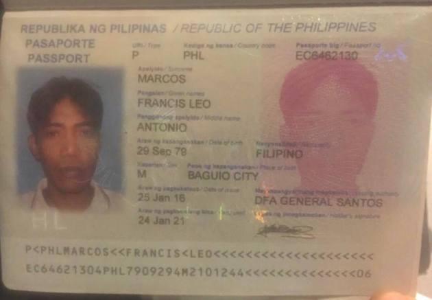 latest passport