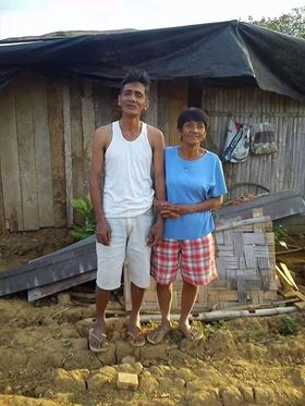 Parents of FLM: Gilbert Mangusin, Sr. and Remedios Antonio